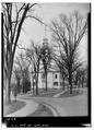 Congregational Church, Main and Seymour Streets, Middlebury, Addison County, VT HABS VT,1-MIDBU,1-1.tif