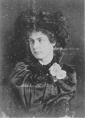 Constance Lloyd - Image: Constance Lloyd 1882
