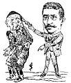 Constantin Jiquidi - Sache Petreanu, Foaia Populară, 14 feb 1899.JPG