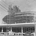 Construção de Brasília Congresso Nacional e Câmara dos Deputados 1959.jpg