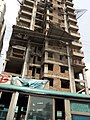 Construction of a building,Dhaka,2014.jpg