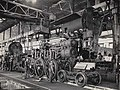 Construction of locomotive C3806 at the Eveleigh Workshops (7046604977).jpg