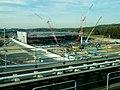 Construction work of IKEA Nagakute - 3.jpg