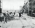 Construction work on Charles Street, circa 1912.jpg