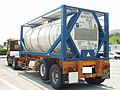 Container Trailer P6200866 【 Pictures taken in Japan 】.jpg