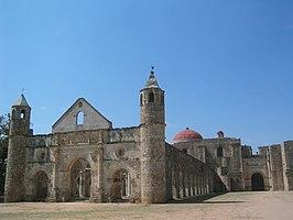 Ex-monastery of Santiago Apóstol