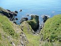 Convoluted coastline - geograph.org.uk - 1336239.jpg
