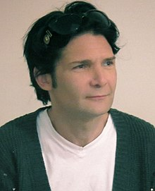 Corey Feldman at Vicki Abelson's Women Who Write (cropped).jpg