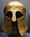 Corinthian Helmet - Benaki Museum, Athens - Joy of Museums.jpg