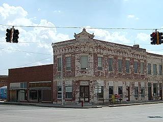 Erick, Oklahoma City in Oklahoma, United States