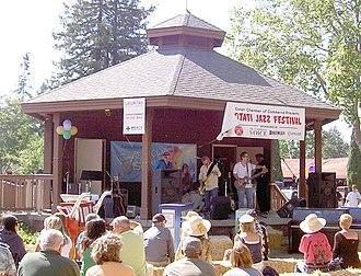 Cotati Jazz Festival - Image: Cotati Jazz 3664