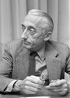 Jacques Cousteau French inventor of open circuit scuba, pioneer diver, author, film-maker and marine researcher