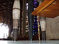 Coventry Cathedral Looking West from the Choir (2377709913).jpg