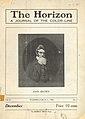 Cover - Horizon vol. 5, no. 2, ca. November 1909 (page 2 crop).jpg