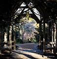 Covered Walkway At Duke Gardens - panoramio.jpg