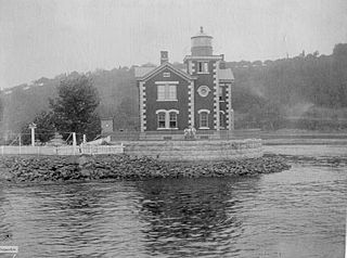 Coxsackie Light lighthouse in New York, United States