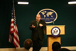 Internet entepreneur Craig Newmark, founder of...