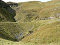 Crater on the A4061 above Nant-y-Moel - geograph.org.uk - 1000183.jpg
