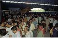 Crowd - Dinosaurs Alive Exhibition - Science City - Calcutta 1995-07-31 345.JPG