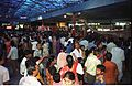 Crowd - Dinosaurs Alive Exhibition - Science City - Calcutta 1995-07-31 346.JPG