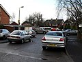 Crowded parking in The Hundred - geograph.org.uk - 1634004.jpg