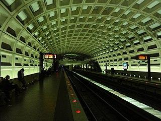 Crystal City station (Washington Metro) Washington Metro station