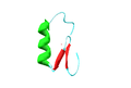 Crystal structure of the zinc finger type C2H2 from A. thaliana.png