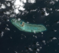Cuarteron Reef, Spratly Islands.png