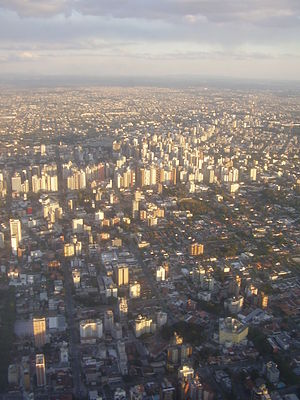 Curitiba von oben
