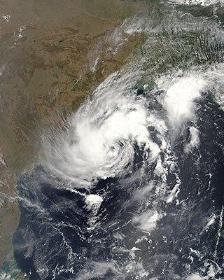Cyclone Bijli North Indian cyclone in 2009