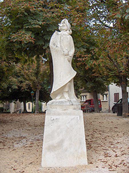 Fichier:Cyrano de Bergerac (statue).jpg