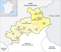 Département Hautes-Alpes Arrondissement Kantone 2019.png