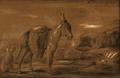 D. Fernando II - Burro e cão (Paço d'Arcos, 1870).png