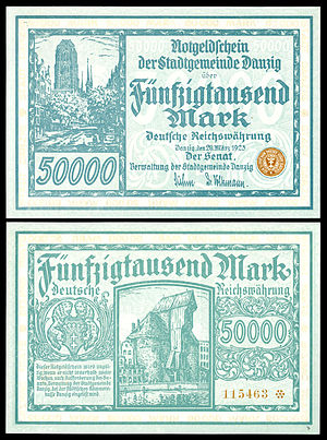German Papiermark Wikipedia
