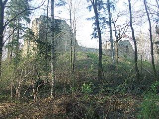 Lanckorona Castle