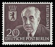 DBPB 1954 115 Ernst Reuter