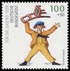DBP 1994 1729 Der böse Friederich.jpg