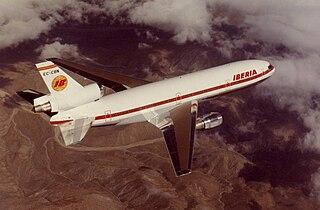 Iberia Airlines Flight 933 1973 aviation incident