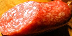 Food safety in Australia - Mettwurst sausage