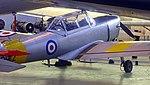 DHC-1 Chipmunk, RAF Museum, Cosford. (34803540902).jpg