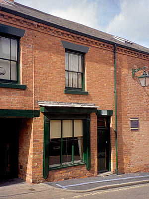 D. H. Lawrence Birthplace Museum - The house in which the author was born.
