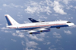 Convair 880 Four-engined jet airliner