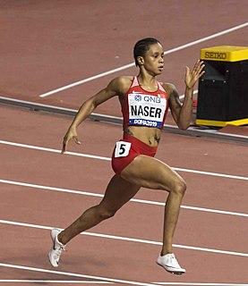 Salwa Eid Naser Bahraini sprinter