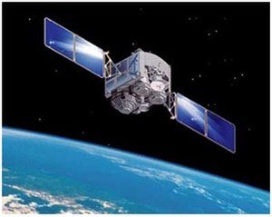 3d Space Operations Squadron - Defense Satellite Communications System Satellite