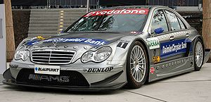 Deutsche Tourenwagen Masters - Mercedes-Benz AMG DTM car (2006)