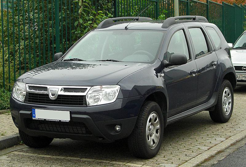 File:Dacia Duster 1.5 dCi front 20100928.jpg