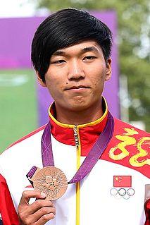 Dai Xiaoxiang Chinese archer