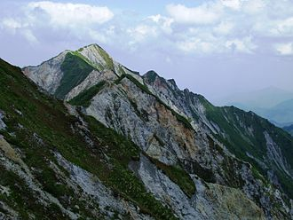 Daisen-Oki National Park - Mount Daisen, the highest peak in Daisen-Oki National Park