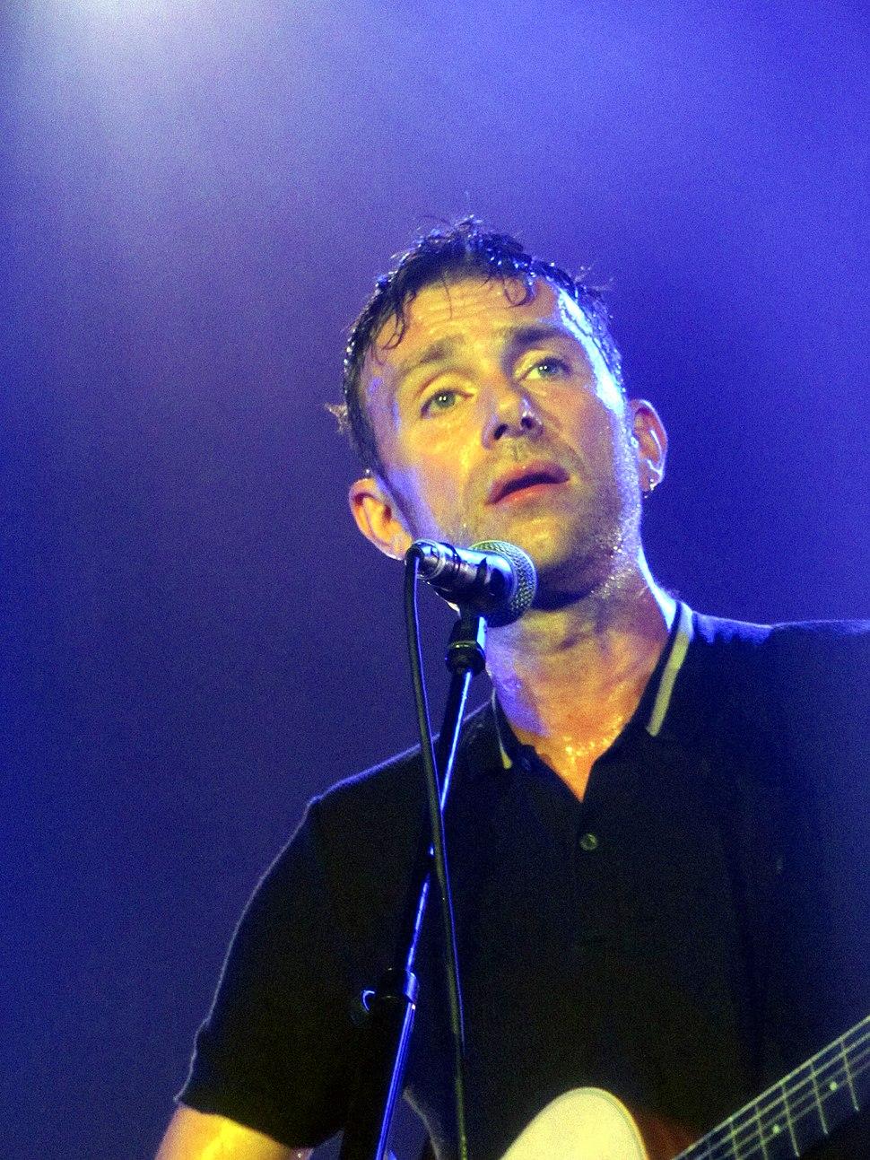 Damon Albarn @Plymouth 2012 2