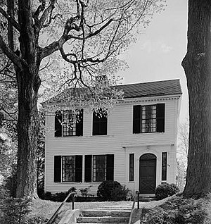 Dan Beach Bradley - Dan Bradley House, Marcellus, NY